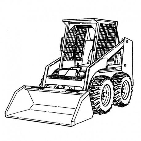 Bobcat 741 742 743 Series