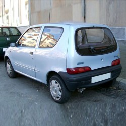 Fiat Seicento Service & Repair Manual