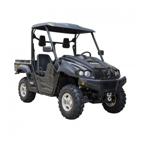 Hisun HS500UTV, HS700UTV, HS800UTV - Service Manual - Parts Catalogue - Owners Manual
