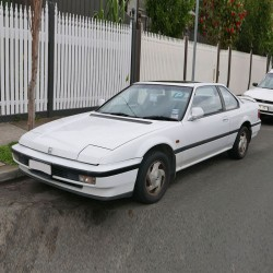 Honda Prelude (1987-91) Service Manual / Repair Manual