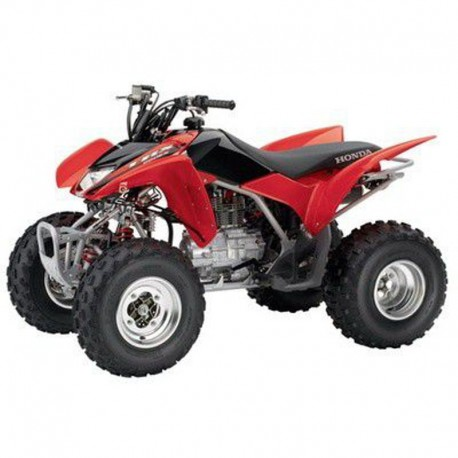 Honda TRX250 EX-X (2006-2011) - Service Manual - Wiring Diagram