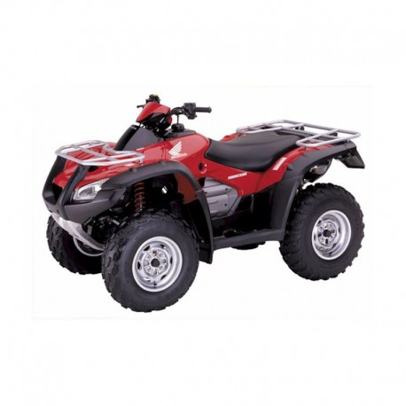 Honda TRX650FA Rincon ATV - Service Manual - Wiring Diagram - Manual de Uso