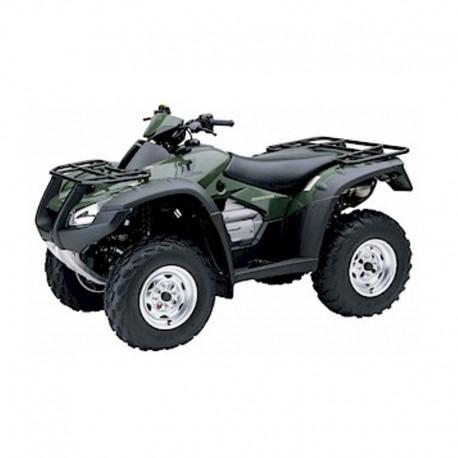 Honda TRX650FA-FGA (2006-11) Rincon ATV - Service Manual - Wiring Diagram