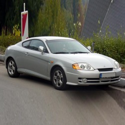 Hyundai Coupe - Tiburon (2001-08) - Service Manual - Wiring Diagram - Owners Manual