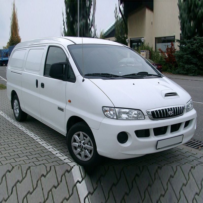 Hyundai H1 - Service Manual - Wiring Diagram