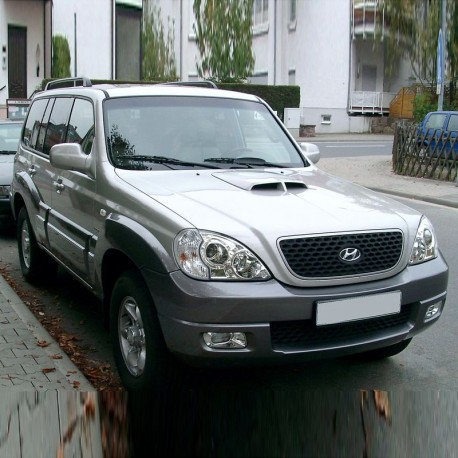 Hyundai Terracan Service Manual / Repair Manual - Wiring Diagram