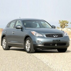 Infiniti EX35 (J50) Service Manual / Repair Manual