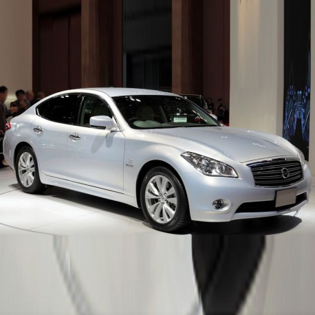 Infiniti M37-M56 (Y51, HY51) Service Manual / Repair Manual