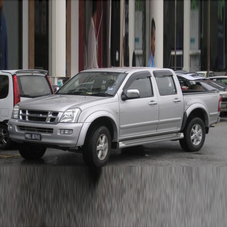 Isuzu D-Max Service Manual / Repair Manual