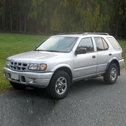 Isuzu Rodeo - Rodeo Sport (1999-2002) Service Manual / Repair Manual