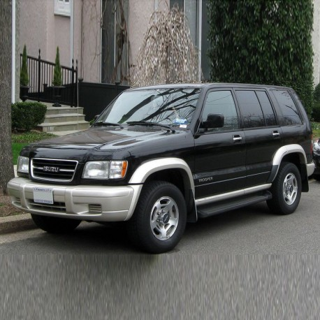 Isuzu Trooper (1999-2002) Service Manual / Repair Manual
