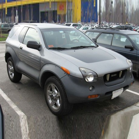 Isuzu Vehicross (1999-2000) Service Manual / Repair Manual