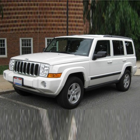 Jeep Commander XK 2007 - Service Manual / Repair Manual