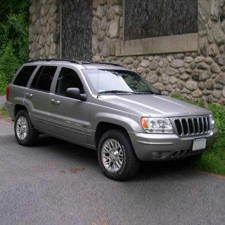 Jeep Grand Cherokee WG Service Manual / Repair Manual