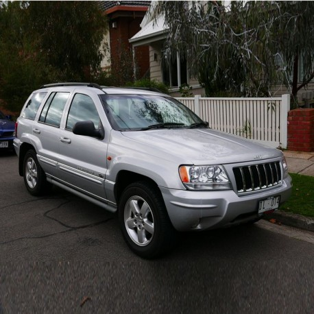 Jeep Grand Cherokee WJ – Manual de Taller - Service Manual