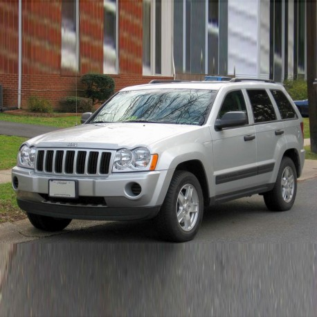 Jeep Grand Cherokee WK 2007 Service Manual / Repair Manual