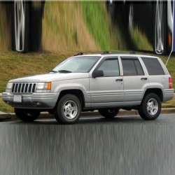Jeep Grand Cherokee ZJ (1994-1998) Spare Parts Catalogue