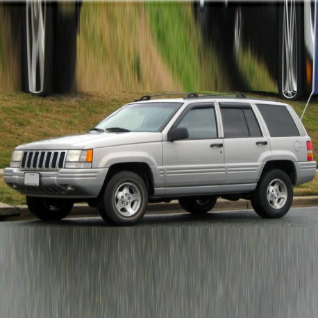 Jeep Grand Cherokee ZJ - Service Manual / Repair Manual - Parts Catalogue