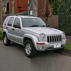 Jeep Liberty KJ 2002 - Service Manual / Repair Manual - Parts Catalogue