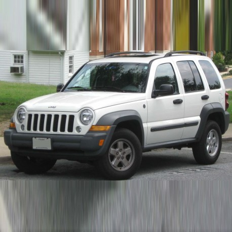 Jeep Liberty KJ 2007 Service Manual / Repair Manual - Wiring Diagrams