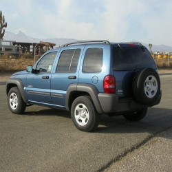 Jeep Liberty KJ - Manual de Taller / Manual de Reparacion - Despiece
