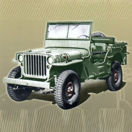 Jeep Willys - Service Manual / Repair Manual - Parts Catalogue