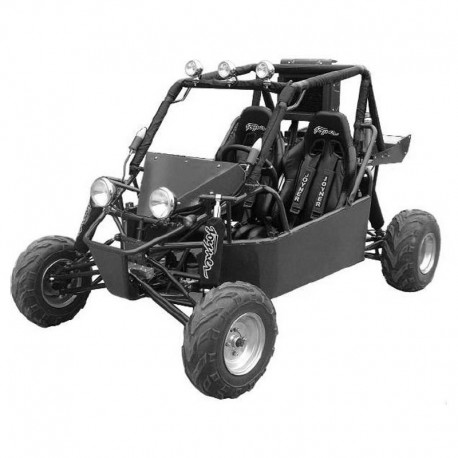 Joyner 250 Buggy - Wiring Diagram - Owners Manual - Parts Manual