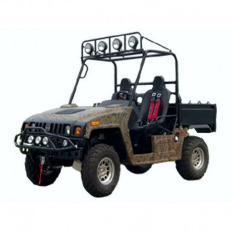 Joyner Renegade R2-R4 UTV - Service Manual - Wiring Diagram - Parts Manual
