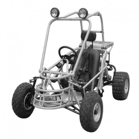 Kasea AB-150R Buggy - Service Manual / Repair Manual - Parts Catalogue