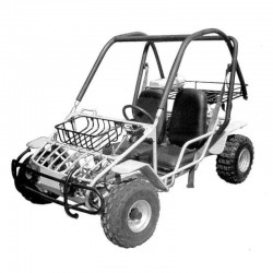 Kasea OB150 Buggy - Service Manual / Repair Manual - Parts Catalogue