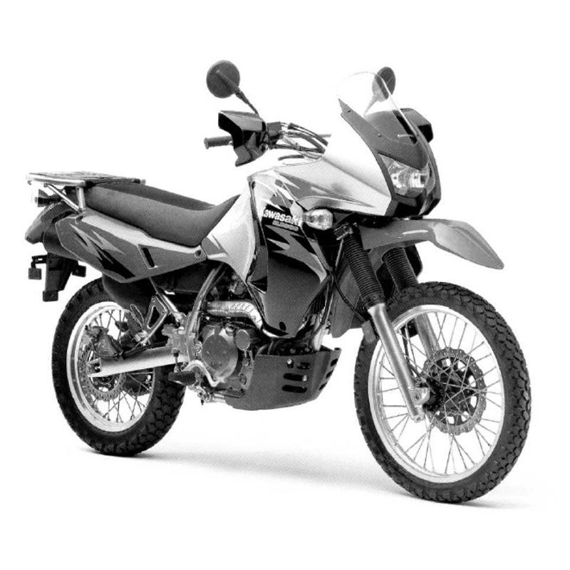 Kawasaki Klr650 Service Manual    Repair Manual