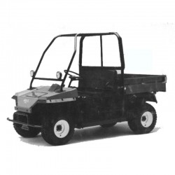 Kawasaki Mule 1000 Service Manual / Repair Manual