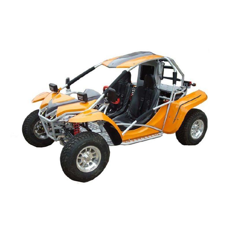 Kinroad Xt1100gk-2 Buggy - Wiring Diagram