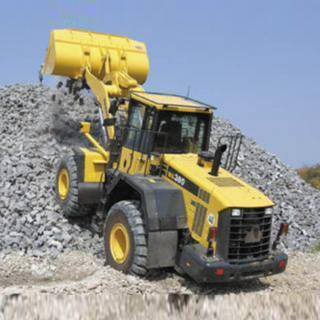 Komatsu Wheel Loader WA380-5H - Service Manual / Repair Manual - Wiring Diagram