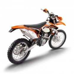 KTM 250 EXC-F XCF-W (2012) - Service Manual / Repair Manual - Wiring Diagram