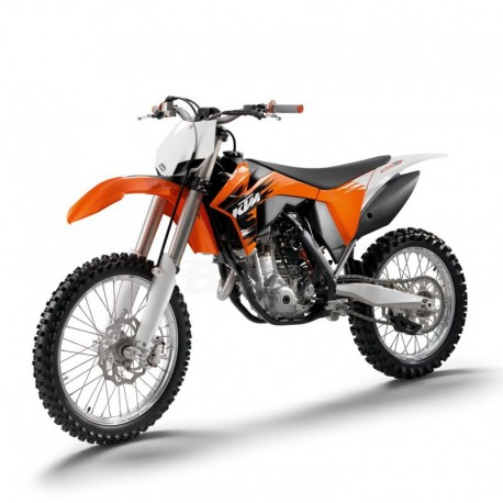 KTM 250 SX-F XC-F and Musquin Replica (2011) - Service Manual / Repair Manual - Wiring Diagram