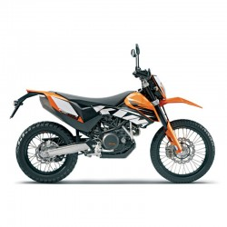 KTM 690 Enduro - Service Manual / Repair Manual - Wiring Diagram