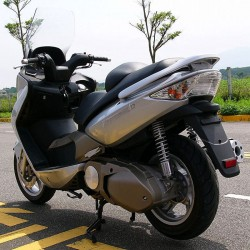 Kymco Xciting 250-500 - Service Manual / Repair Manual - Wiring Diagram - Parts Manual