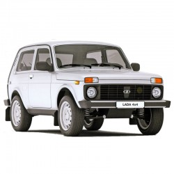 Lada Niva Owners Manual / User Manual