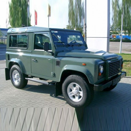Land Rover Defender 300Tdi (97-99) Service Manual / Repair Manual