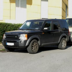 Land Rover Discovery 3 (2004-2009) - Service Manual / Repair Manual - Wiring Diagram - Owners Manual