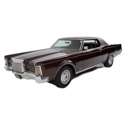 Lincoln Continental Mark III (1969) Service Manual / Repair Manual