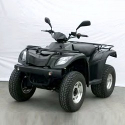 Linhai ATV B-Type Service Manual / Repair Manual