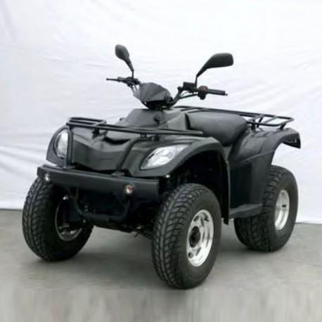 Linhai ATV B-Type Service Manual / Repair Manual