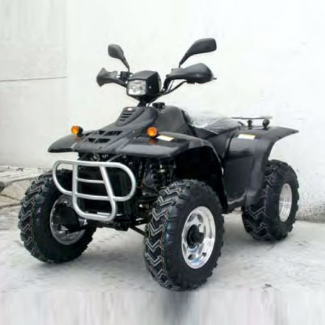 Linhai ATV Demon Service Manual / Repair Manual