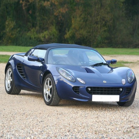 Lotus Elise S2 Service Manual / Repair Manual