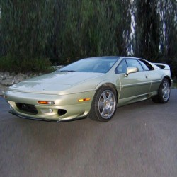 Lotus Esprit V8 Spare Parts Catalogue