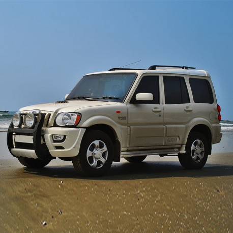 Mahindra Scorpio - Service Manual / Repair Manual - Wiring Diagram