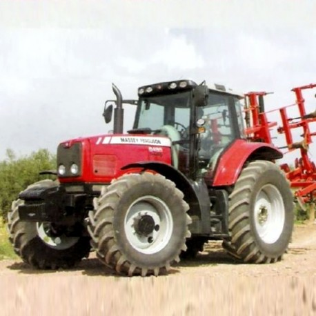 Massey Ferguson MF6400 Series - Service Manual / Repair Manual