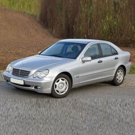 Mercedes C-Class (W203) - Service Information & Owner's Manual